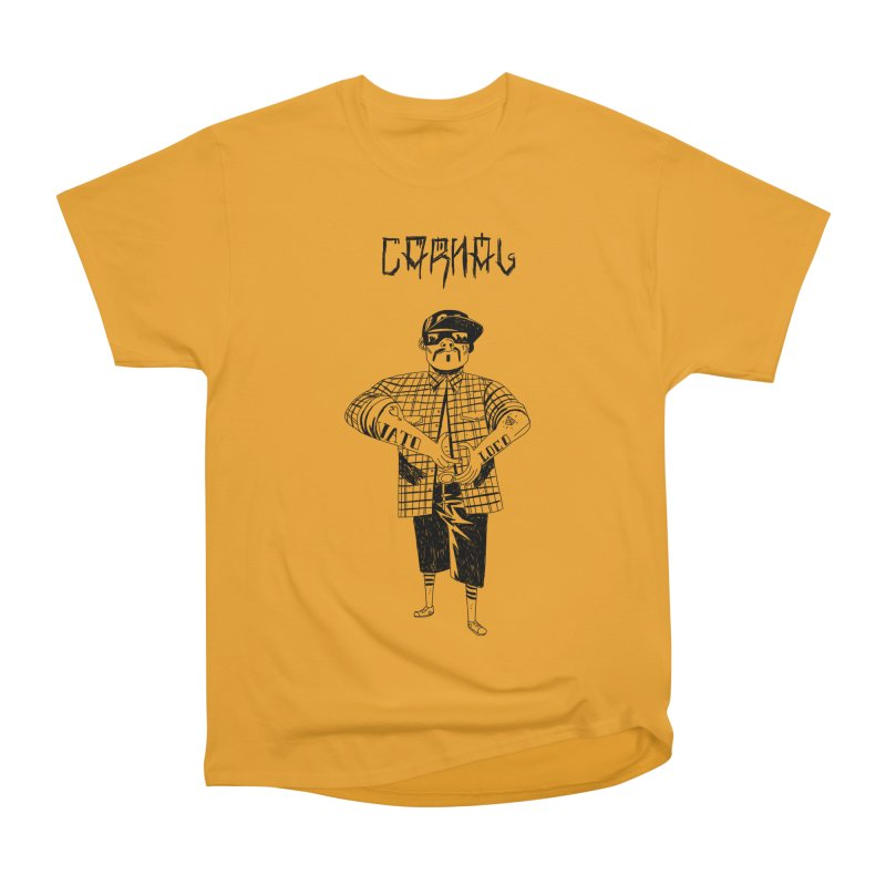 Carnal Women's Classic Unisex T-Shirt by Ertito Montana