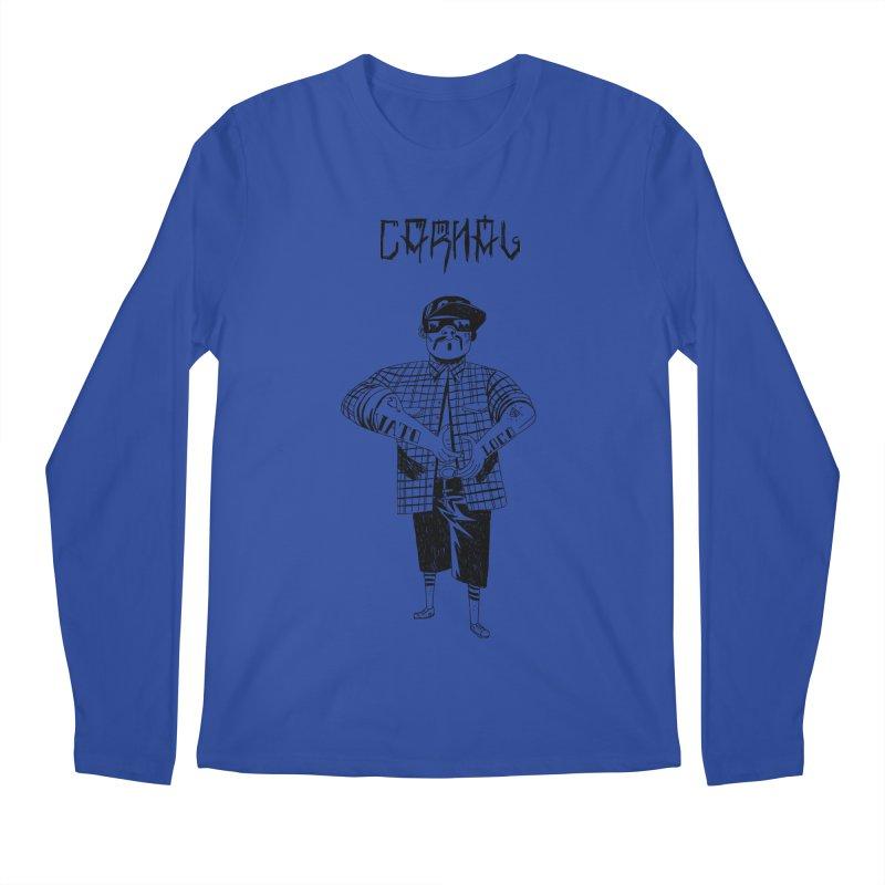 Carnal Men's Regular Longsleeve T-Shirt by Ertito Montana