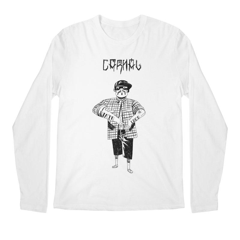 Carnal Men's Longsleeve T-Shirt by Ertito Montana