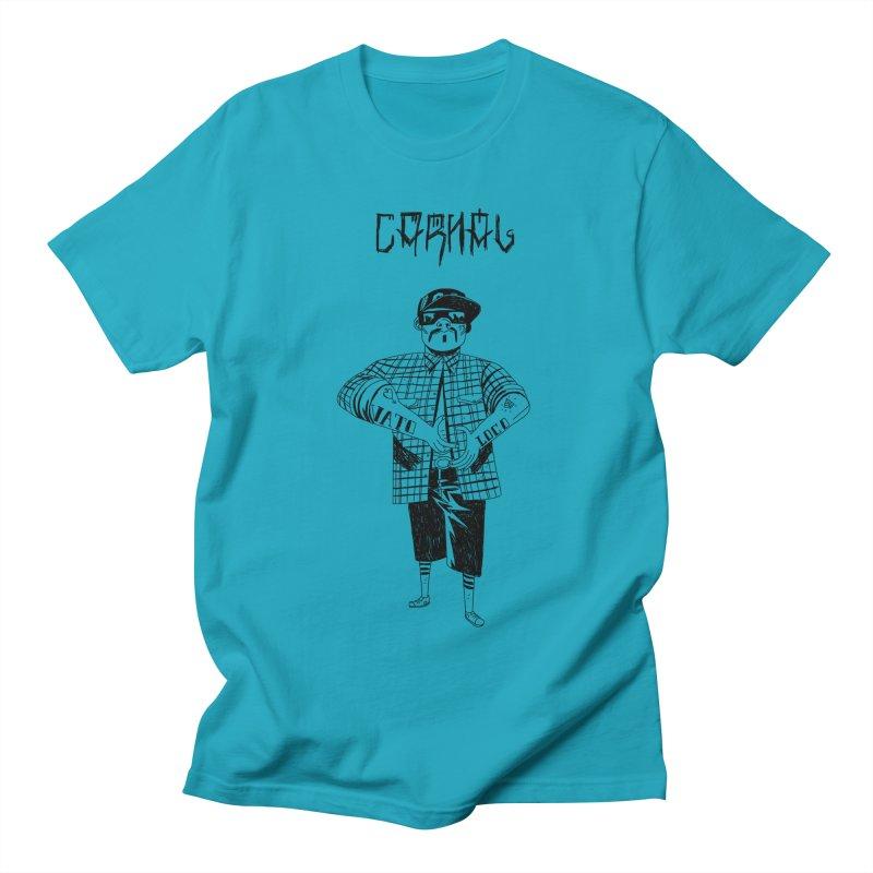 Carnal Men's T-Shirt by Ertito Montana