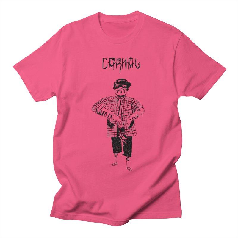 Carnal Men's Regular T-Shirt by Ertito Montana