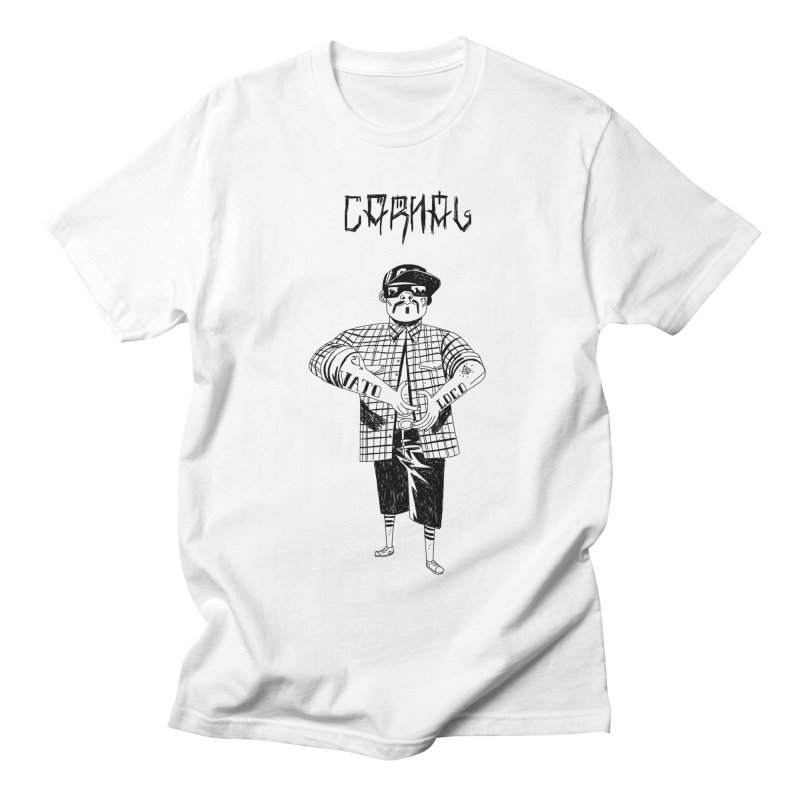 Carnal Men's Regular T-Shirt by Ertito Montana