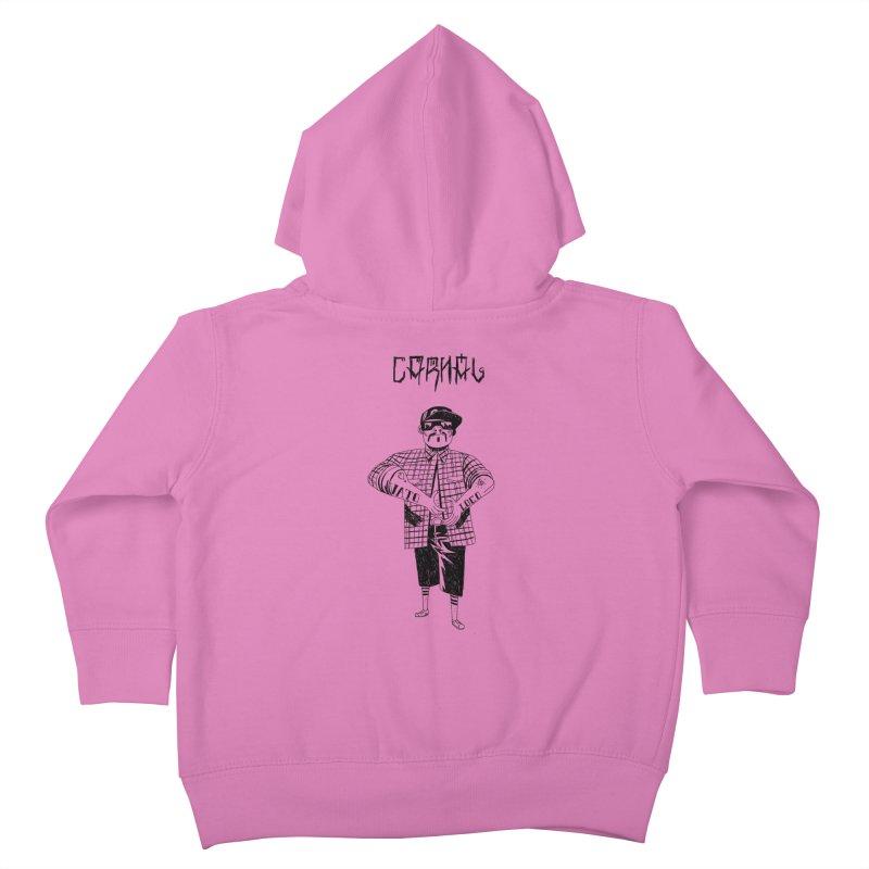 Carnal Kids Toddler Zip-Up Hoody by Ertito Montana