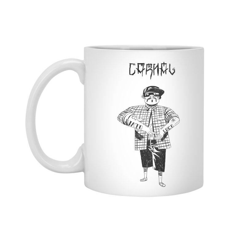 Carnal Accessories Mug by Ertito Montana
