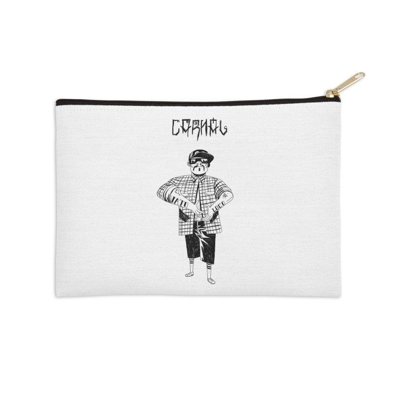Carnal Accessories Zip Pouch by Ertito Montana