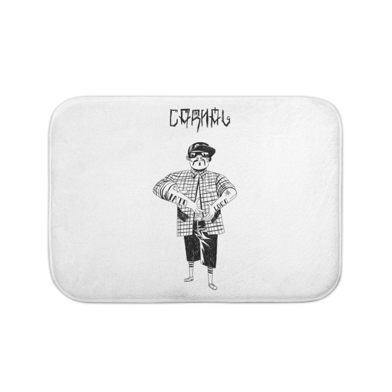 Carnal Home Bath Mat by Ertito Montana