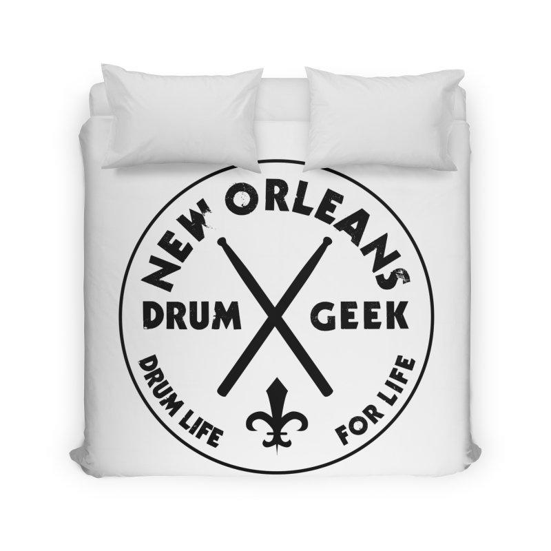 New Orleans Drum Geek in Duvet by Drum Geek Online Shop