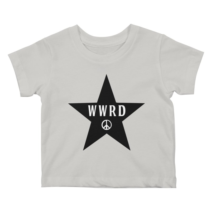 WWRD in Kids Baby T-Shirt Stone by Drum Geek Online Shop