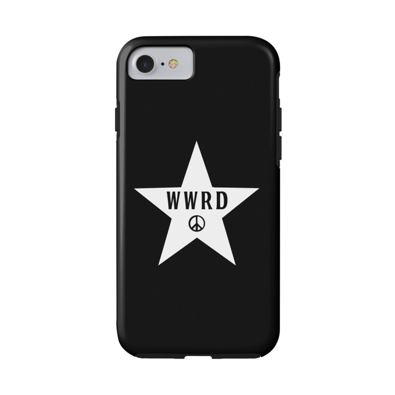 WWRD in iPhone 8 Phone Case Tough by Drum Geek Online Shop
