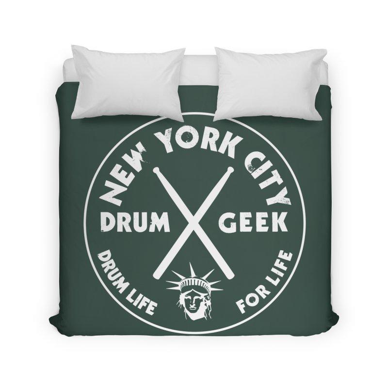 New York Drum Geek (Liberty Couture) in Duvet by Drum Geek Online Shop