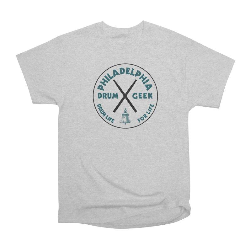 Philadelphia Drum Geek Eagle Couture Men's T-Shirt by Drum Geek Online Shop