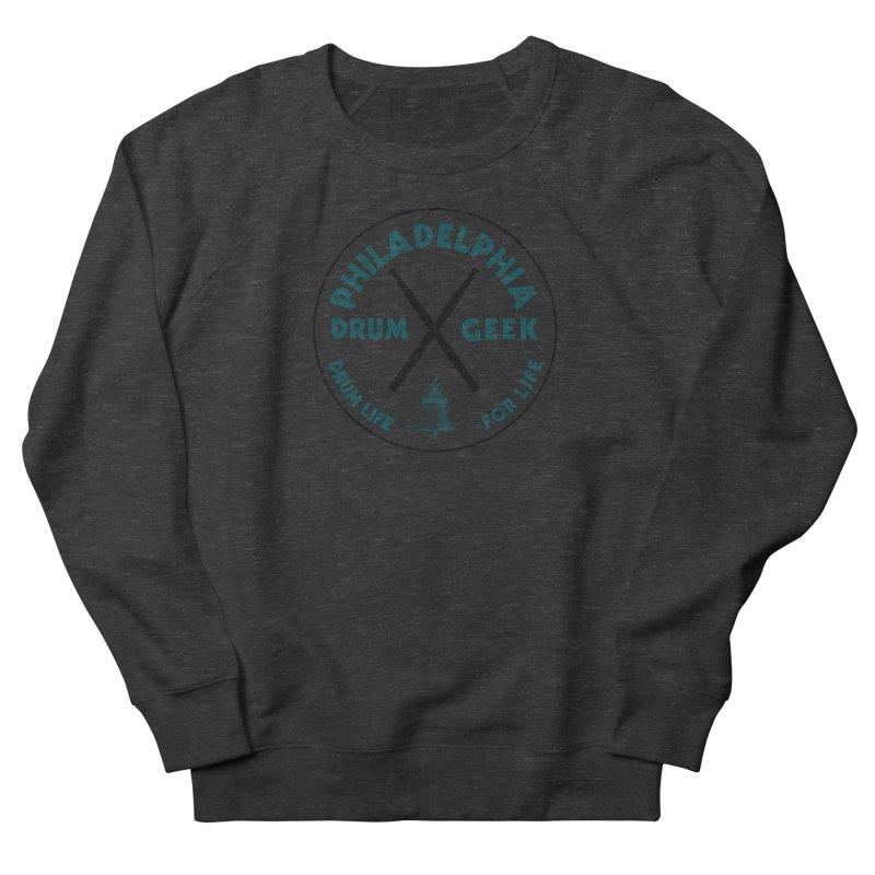 Philadelphia Drum Geek Eagle Couture Women's Sweatshirt by Drum Geek Online Shop