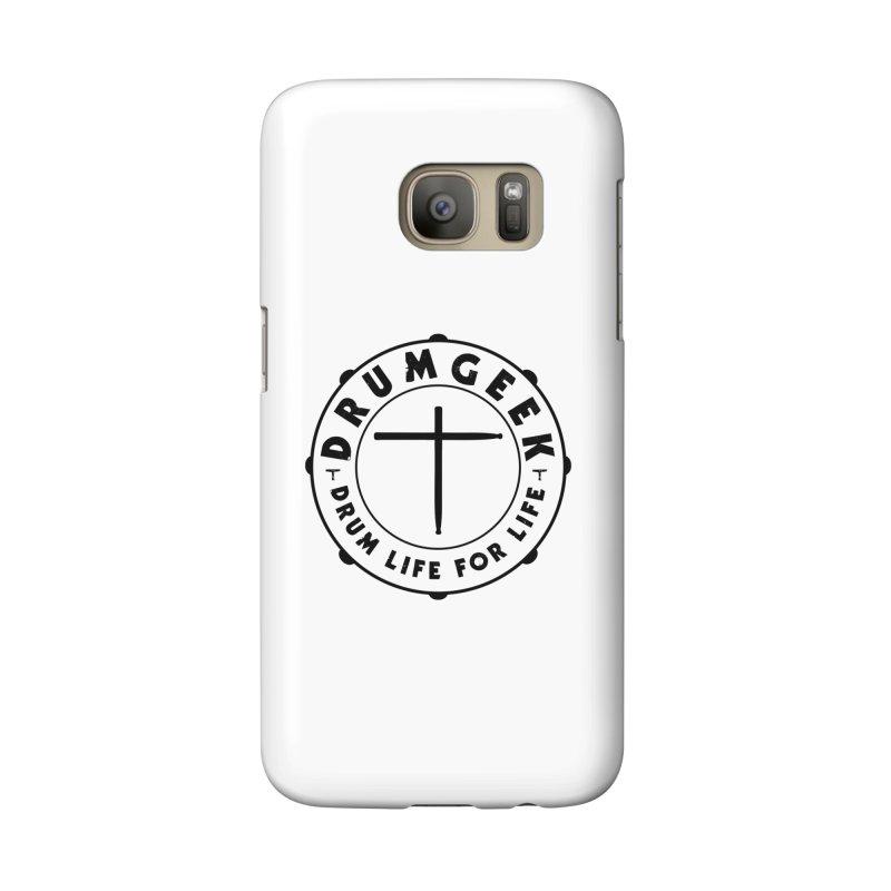 Christian Drum Geek (Black) Accessories Phone Case by Drum Geek Online Shop
