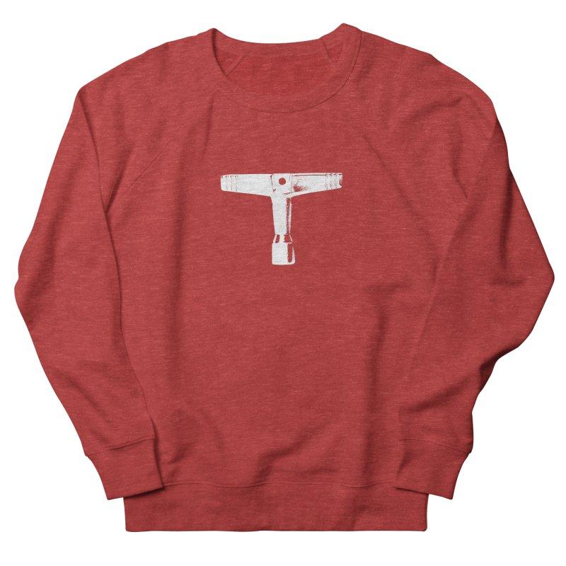 Drum Key (White Logo) Men's Sweatshirt by Drum Geek Online Shop