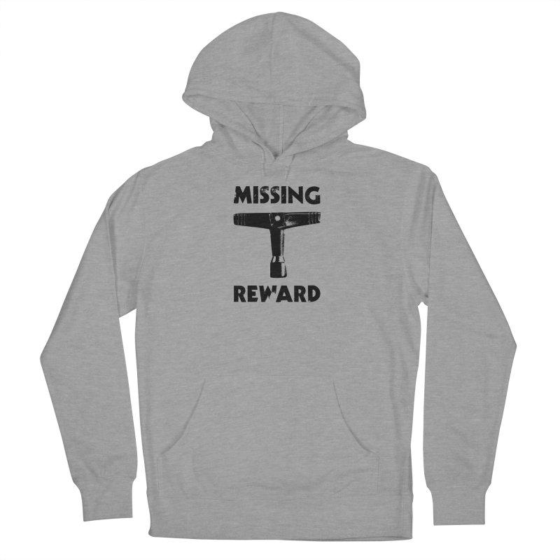 Missing Drum Key (Black Logo) Women's Pullover Hoody by Drum Geek Online Shop