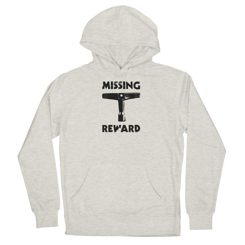 Missing Drum Key (Black Logo) Men's Pullover Hoody by Drum Geek Online Shop