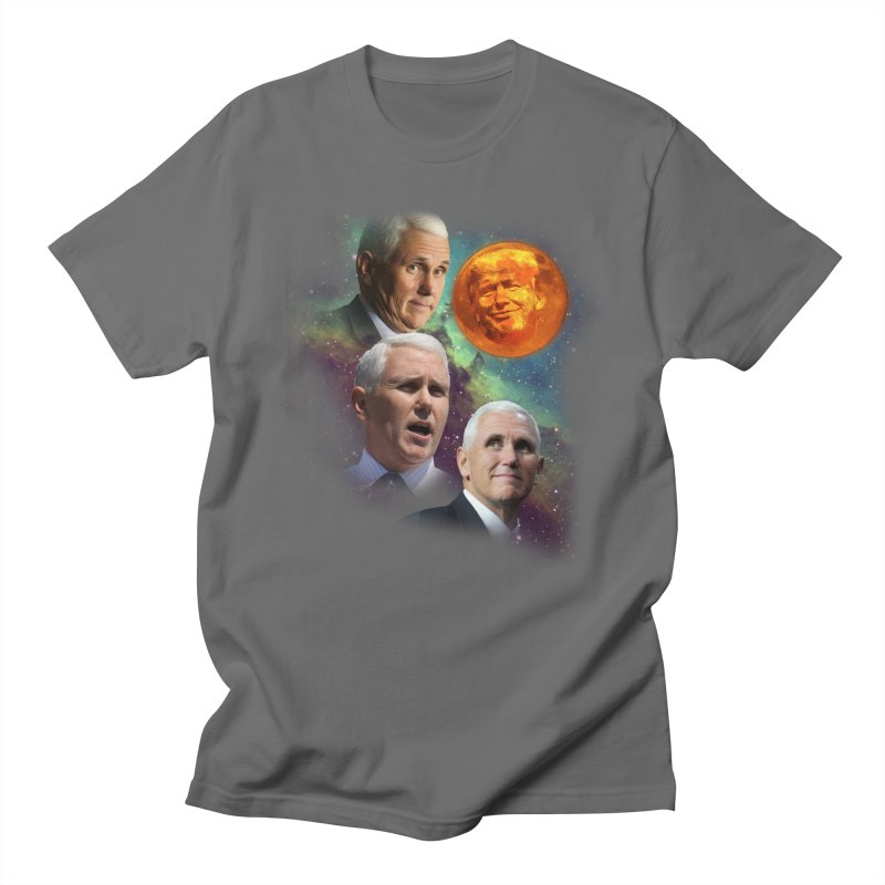 Three Pence Moon Men's T-Shirt by Content Pending - Things & Notables