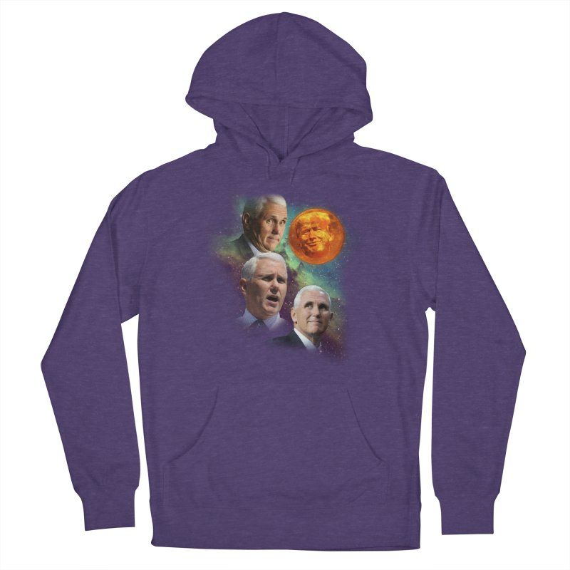 Three Pence Moon Women's Pullover Hoody by Content Pending - DrunkCast Live! Store