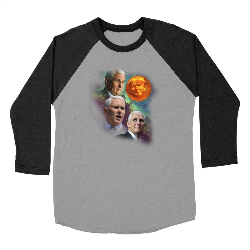 Three Pence Moon Women's Longsleeve T-Shirt by Content Pending - DrunkCast Live! Store