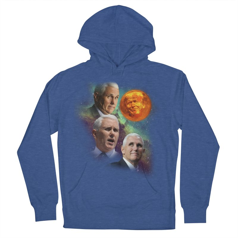Three Pence Moon Women's French Terry Pullover Hoody by Content Pending - Things & Notables