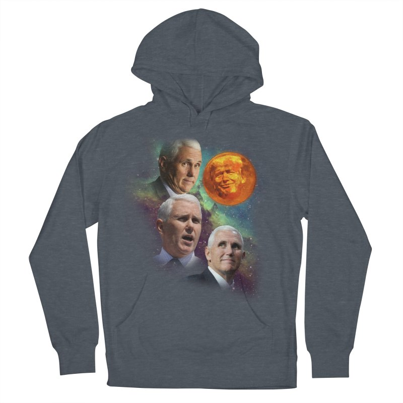 Three Pence Moon Men's Pullover Hoody by Content Pending - Things & Notables
