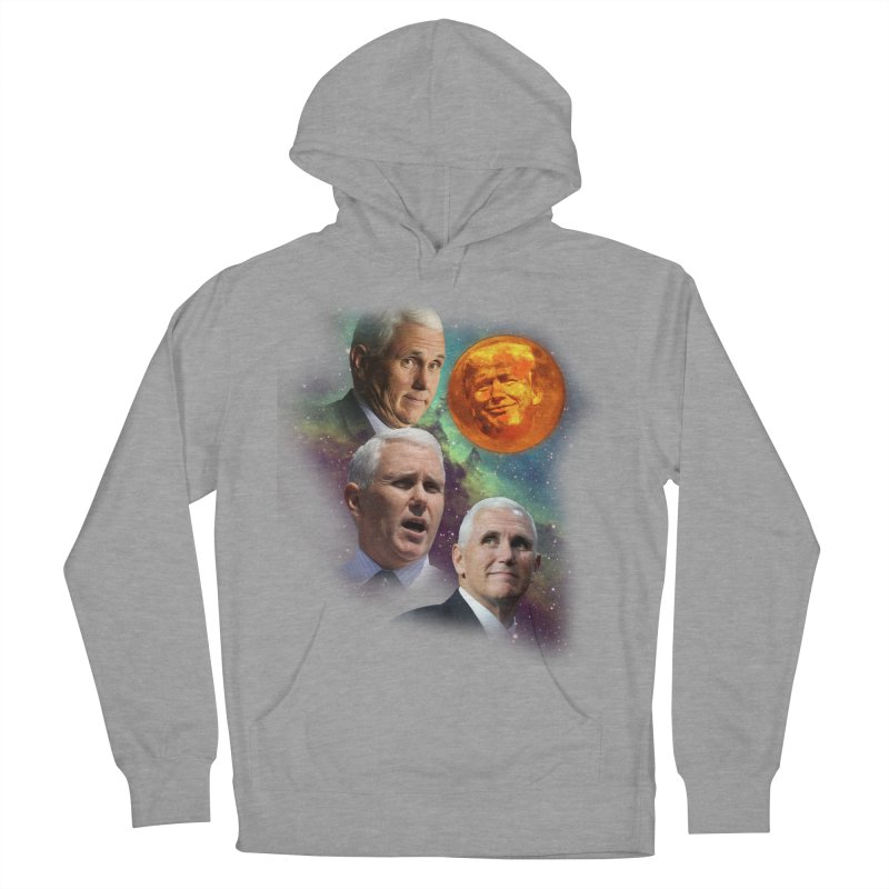 Three Pence Moon Men's French Terry Pullover Hoody by Content Pending - Things & Notables