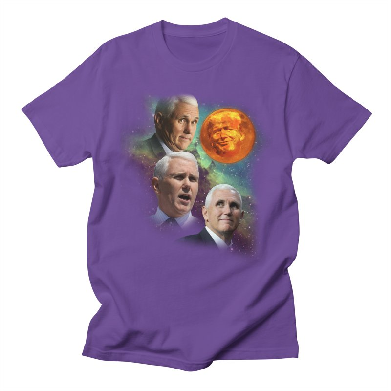 Three Pence Moon Women's Regular Unisex T-Shirt by Content Pending - Things & Notables