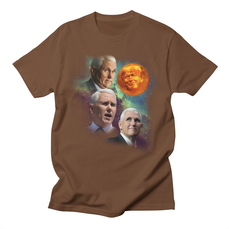 Three Pence Moon Men's Regular T-Shirt by Content Pending - Things & Notables