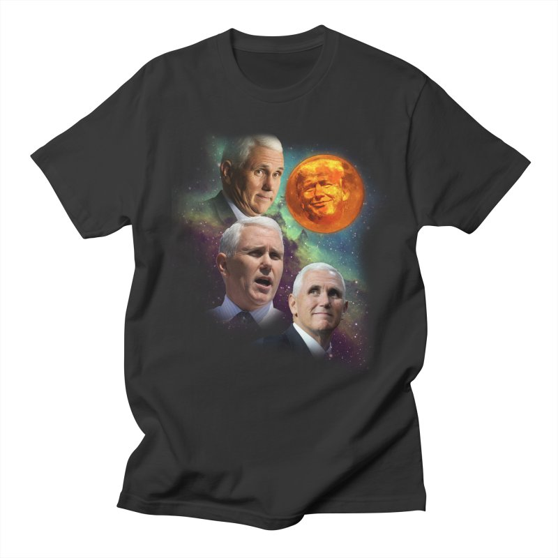 Three Pence Moon Women's Unisex T-Shirt by Content Pending - Things & Notables