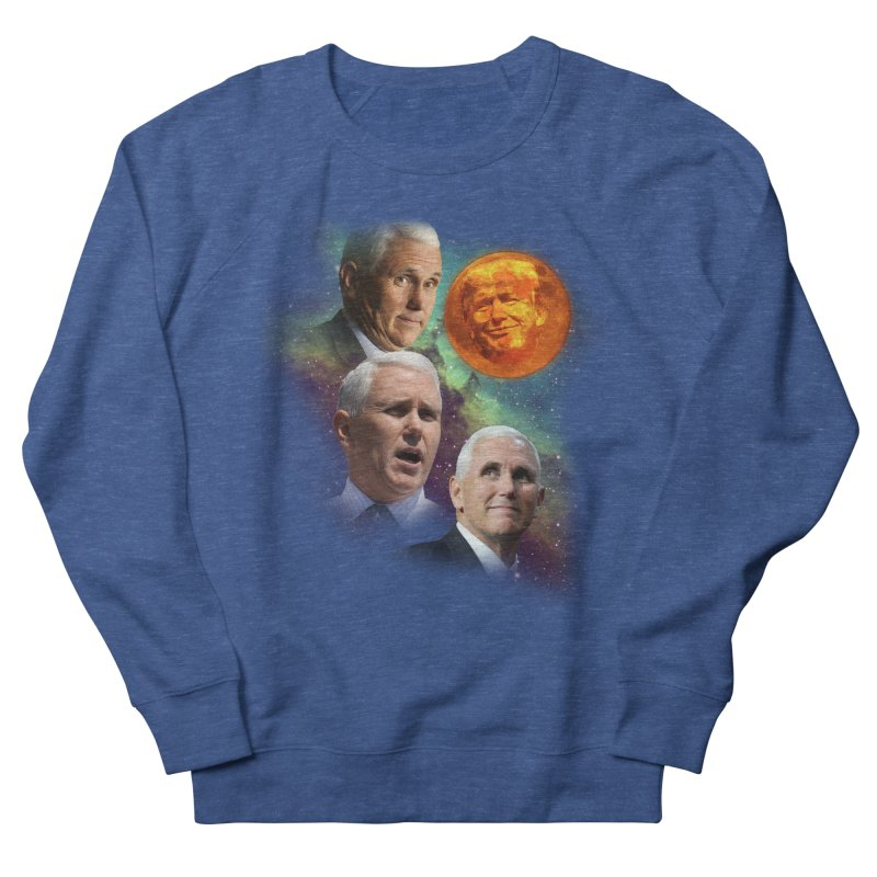 Three Pence Moon Men's Sweatshirt by Content Pending - DrunkCast Live! Store