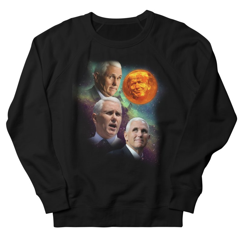 Three Pence Moon Men's French Terry Sweatshirt by Content Pending - Things & Notables