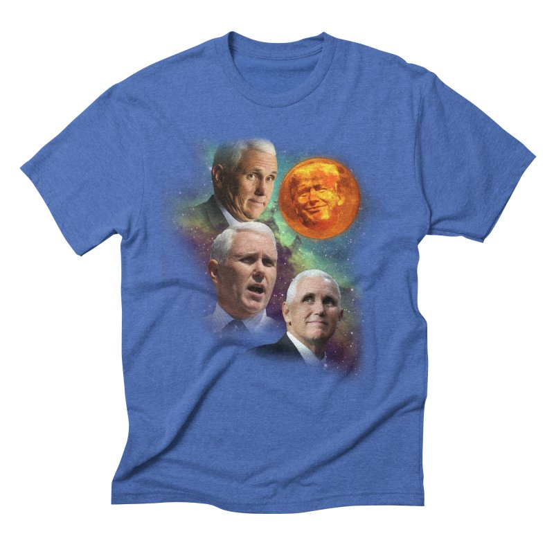 Three Pence Moon Men's T-Shirt by Content Pending - DrunkCast Live! Store