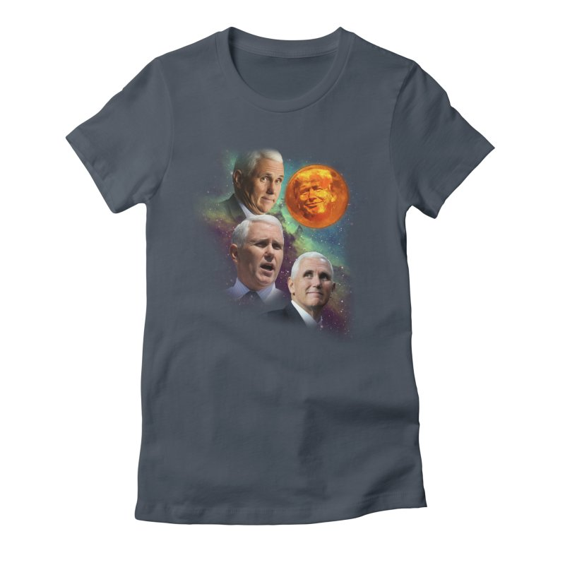 Three Pence Moon Women's T-Shirt by Content Pending - DrunkCast Live! Store