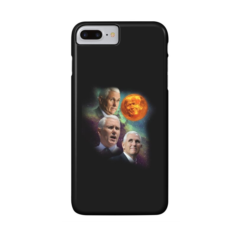 Three Pence Moon Accessories Phone Case by Content Pending - DrunkCast Live! Store