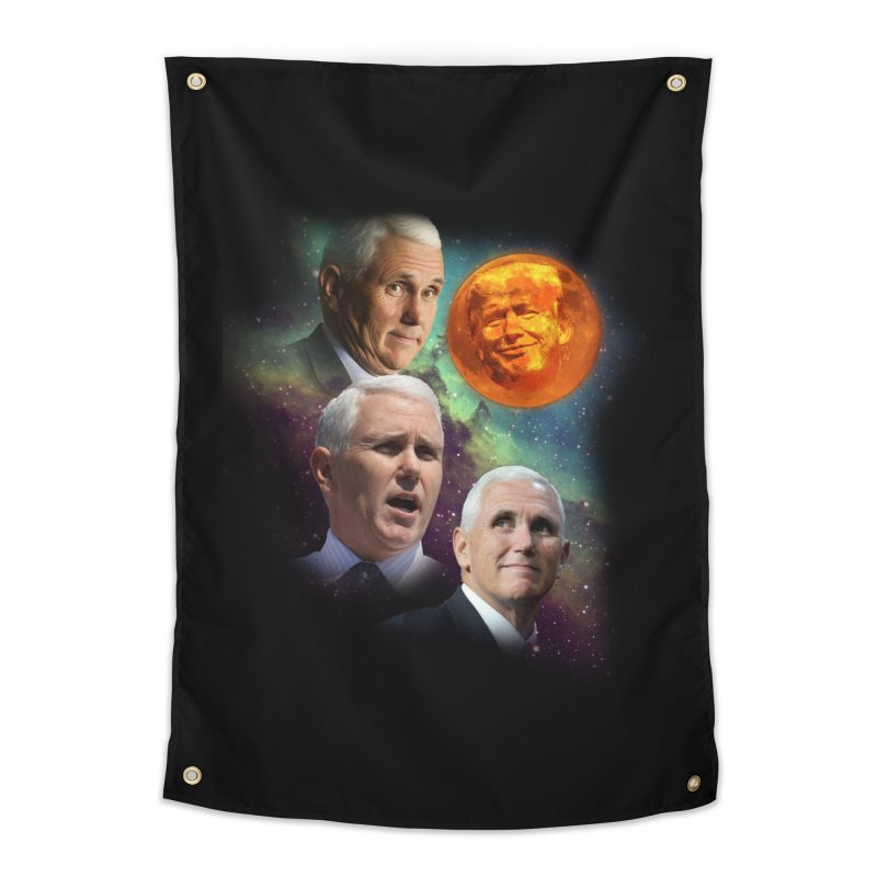 Three Pence Moon Home Tapestry by Content Pending - Things & Notables