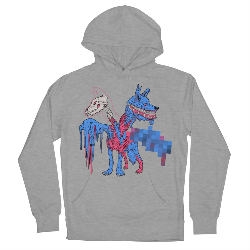 DSCERBERUS Men's French Terry Pullover Hoody by Dom's Shop