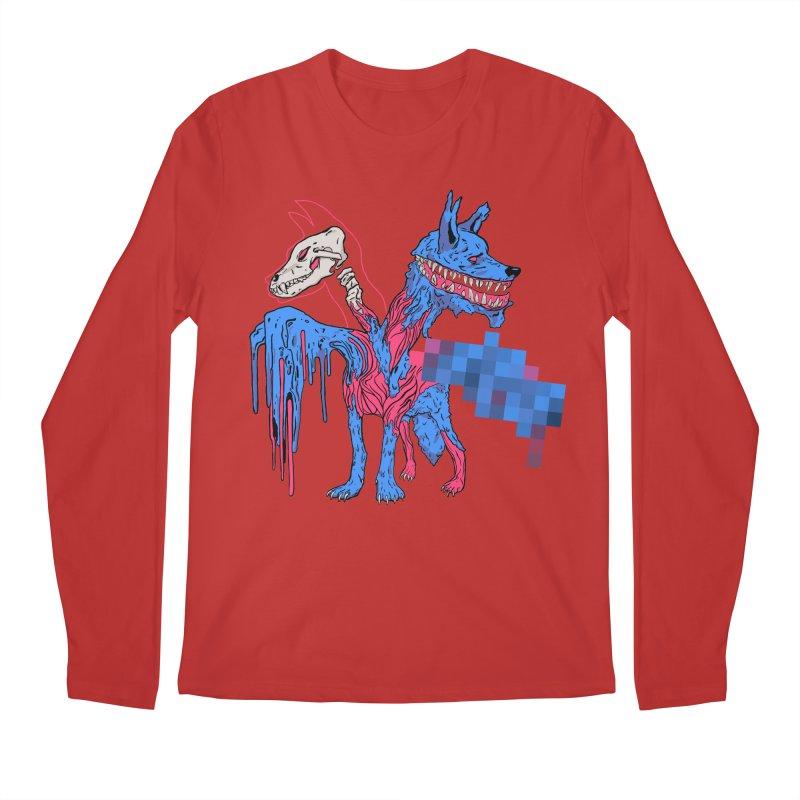 DSCERBERUS Men's Regular Longsleeve T-Shirt by Dom's Shop