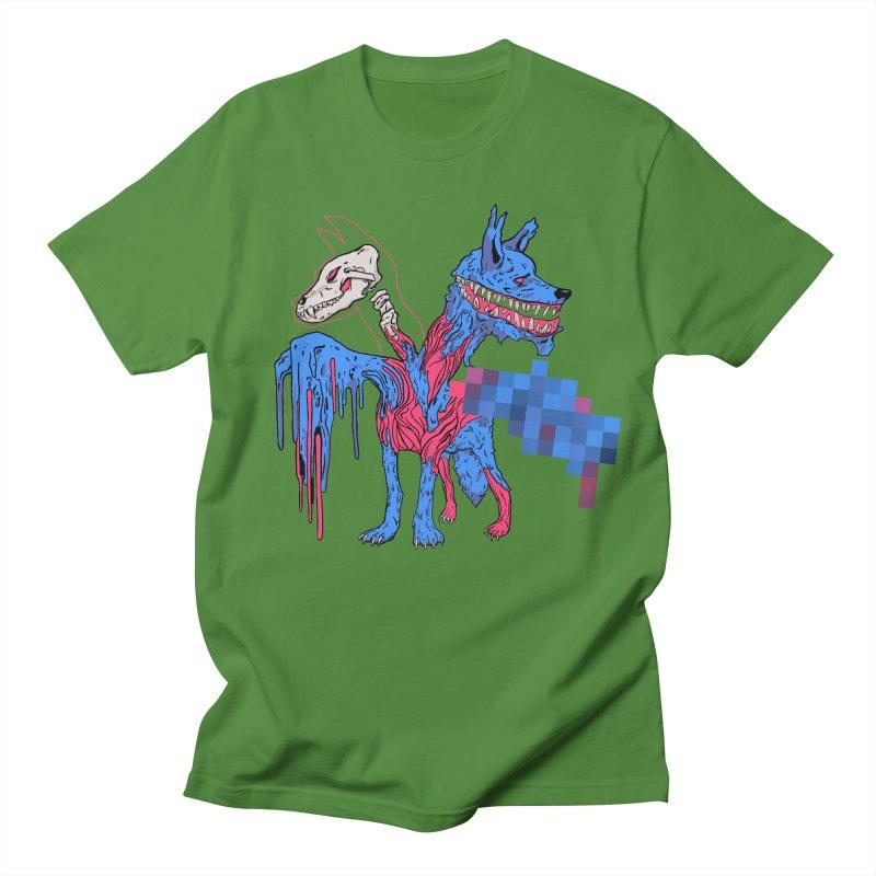 DSCERBERUS Men's T-Shirt by Dom's Shop