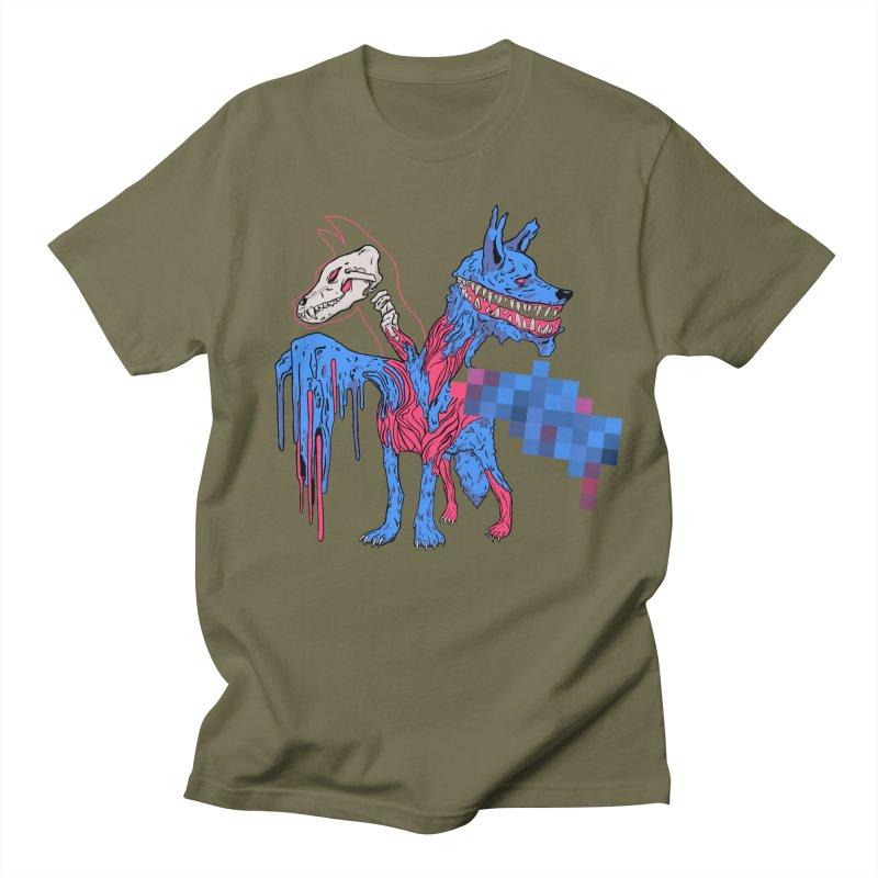 DSCERBERUS Men's Regular T-Shirt by Dom's Shop