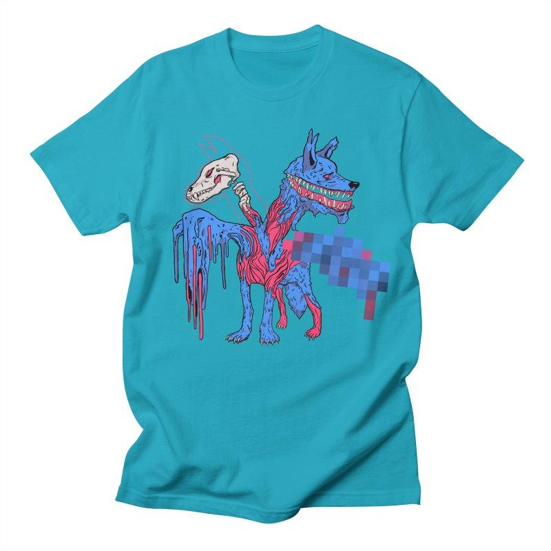 DSCERBERUS Women's Regular Unisex T-Shirt by Dom's Shop