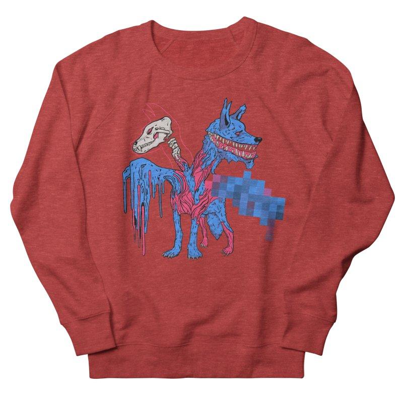 DSCERBERUS Men's French Terry Sweatshirt by Dom's Shop