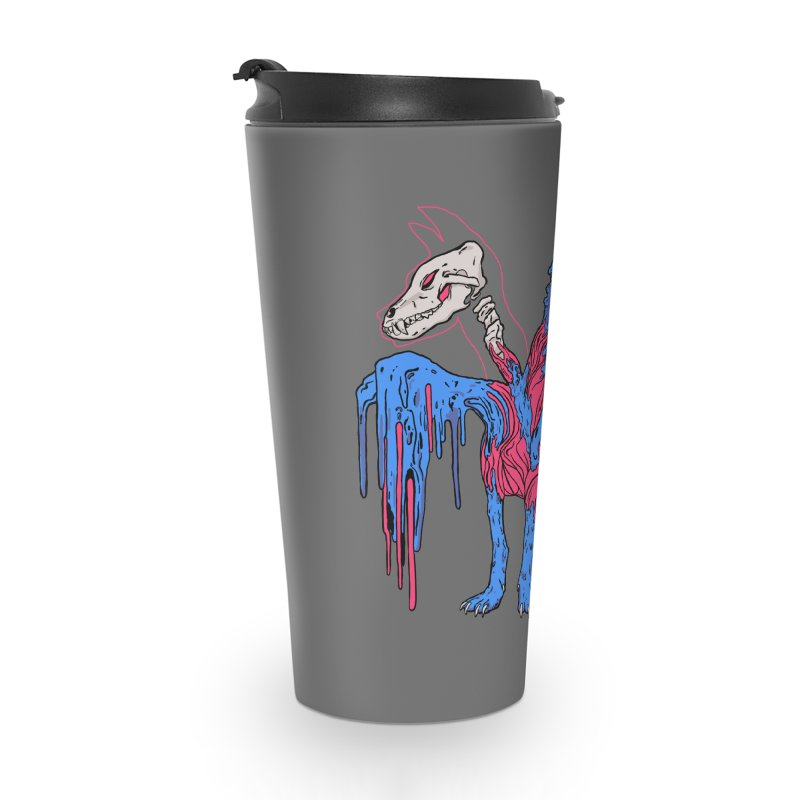 DSCERBERUS Accessories Travel Mug by Dom's Shop