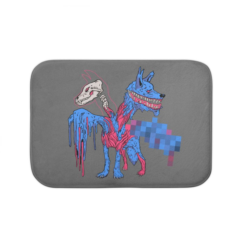 DSCERBERUS Home Bath Mat by Dom's Shop