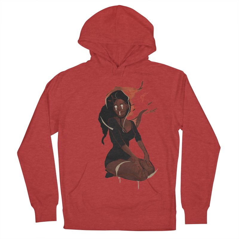 Your First Demon Sister Women's French Terry Pullover Hoody by Dom's Shop