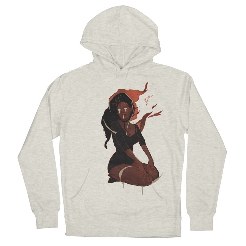 Your First Demon Sister Men's French Terry Pullover Hoody by Dom's Shop