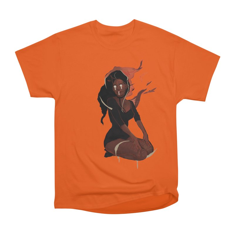 Your First Demon Sister Men's Heavyweight T-Shirt by Dom's Shop