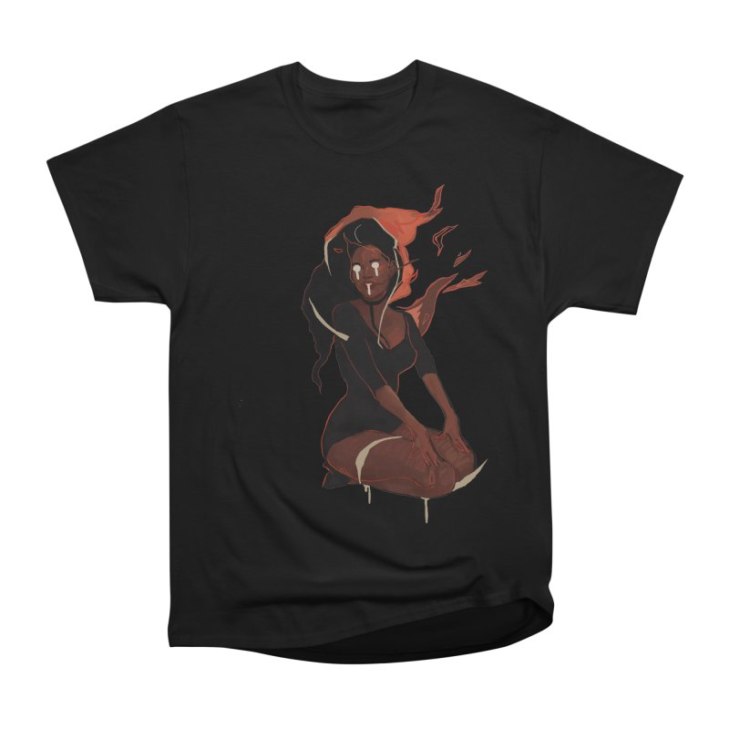 Your First Demon Sister Women's Heavyweight Unisex T-Shirt by Dom's Shop