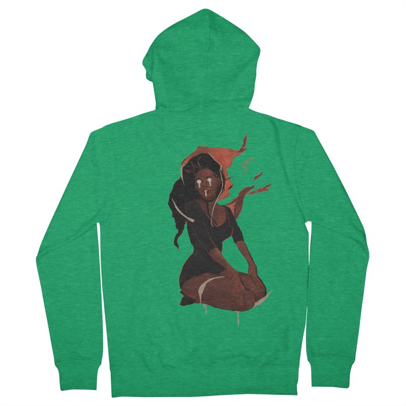 Your First Demon Sister Women's Zip-Up Hoody by Dom's Shop