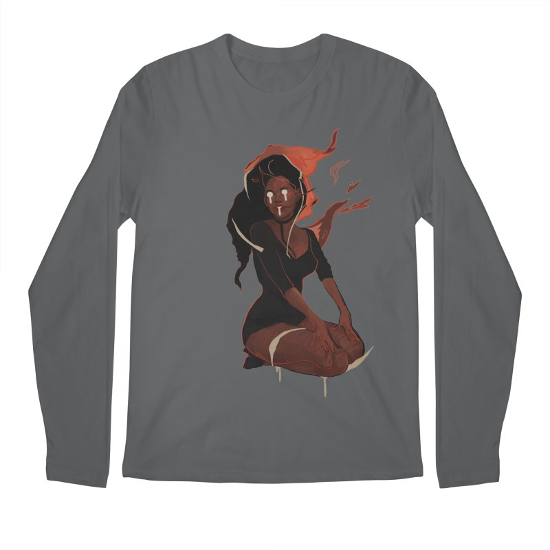 Your First Demon Sister Men's Regular Longsleeve T-Shirt by Dom's Shop