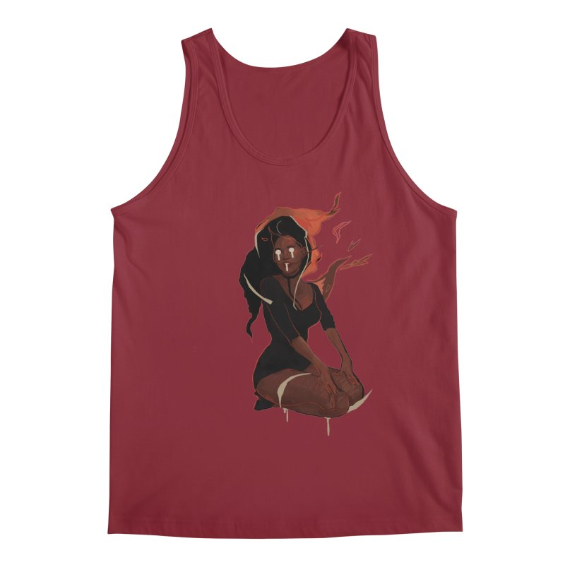 Your First Demon Sister Men's Regular Tank by Dom's Shop